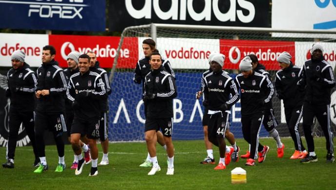 Club Brugge Maçı Hazırlıkları