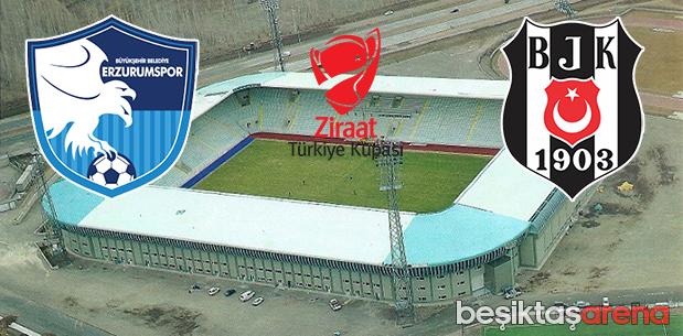 Erzurumspor-Beşiktaş