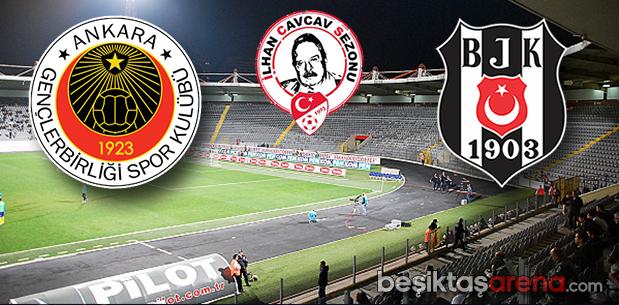 Gençlerbirliği-Beşiktaş