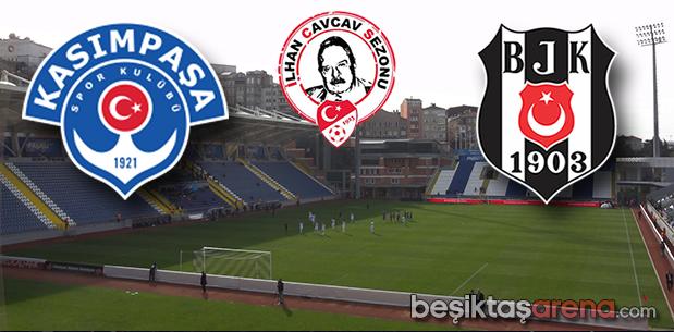 Kasımpaşa-Beşiktaş