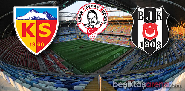 Kayseri-Beşiktaş