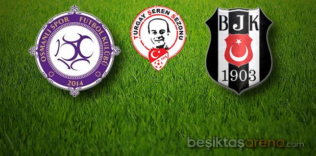 Osmanlıspor-Beşiktaş