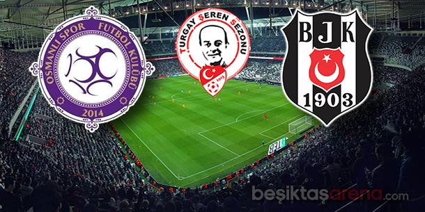 Osmanlıspor-Besiktas