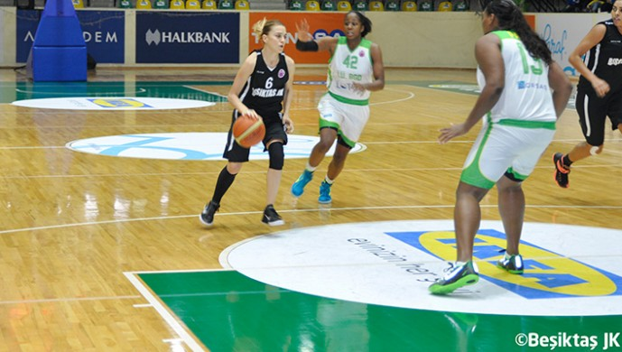 beşiktaş kadın basketbol takımı