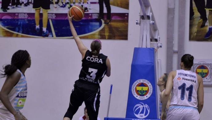 fenerbahce Beşiktaş kadın basket