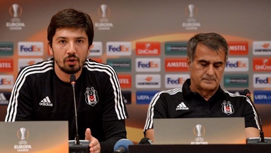 Besiktas press conference
