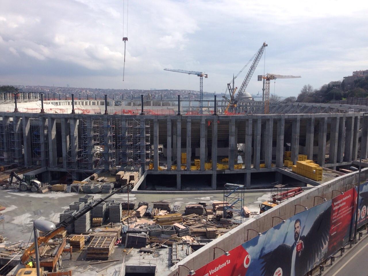 vodafone arena 15.00 29 Mart 2015 (19)