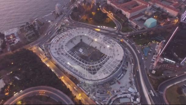 vodafone-arena-drone-cekimi