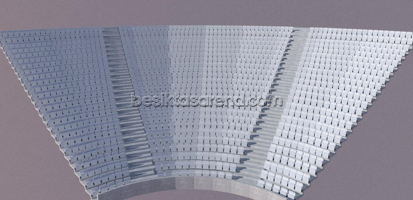 vodafone-arena -koltuk