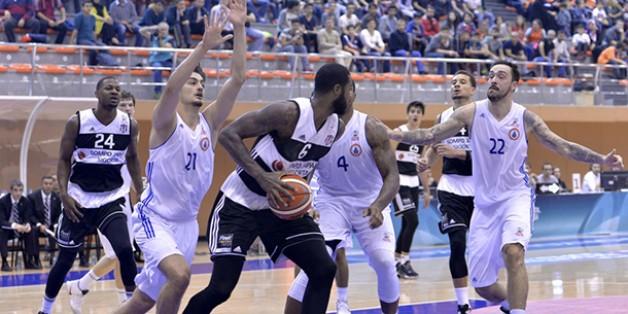 İstanbul BBSK 73-84 Beşiktaş SJ