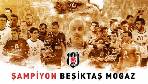 Şampiyon Beşiktaş Mogaz