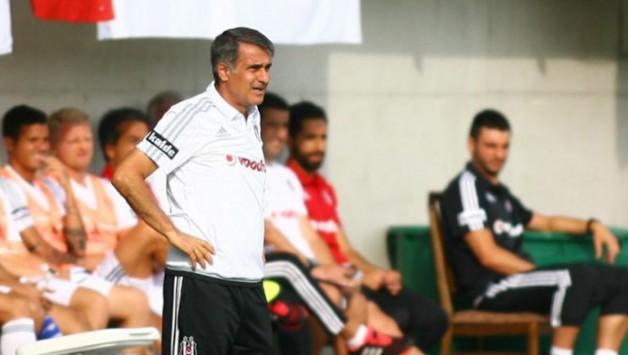 Beşiktaş'ta Şenol Güneş bereketi: 4 maç, 12 gol