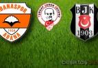 Adanaspor 1-2 Beşiktaş