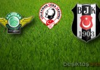 Akhisar Belediyespor:1 Beşiktaş:1 (Maç Sonucu)
