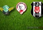 Akhisar Belediyespor:1 Beşiktaş:1 (İlk Yarı Sonucu)