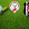 Akhisar Belediyespor 0 – Beşiktaş 2 (İlk Yarı Sonucu)