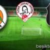 Alanyaspor 1-2 Beşiktaş
