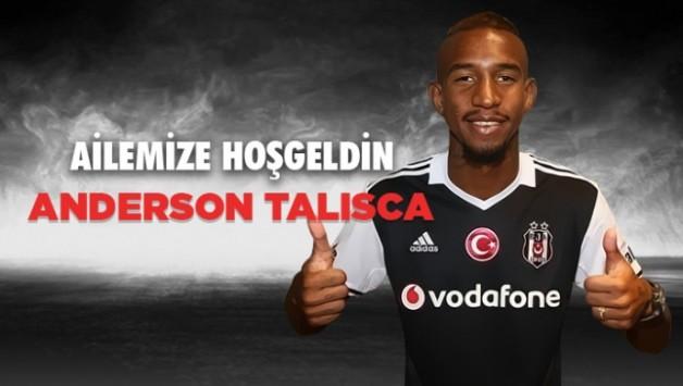 Anderson Talisca'nın Transfer Süreci Tamamlandı