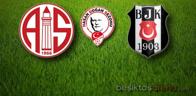 Antalyaspor – Beşiktaş