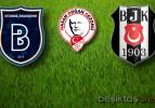 Medipol Başakşehir:1 Beşiktaş:0 (İlk Yarı Sonucu)