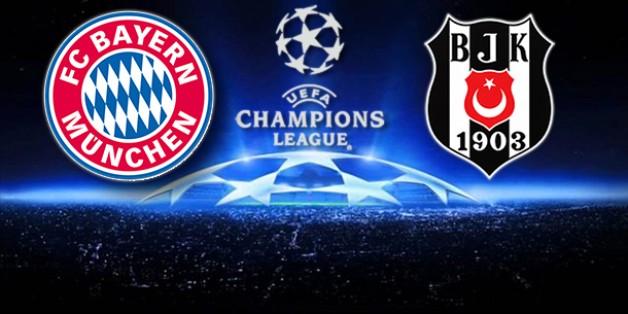 Bayern Münih – Beşiktaş