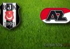 Beşiktaş 1-4 Az Alkmaar