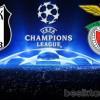 Beşiktaş JK – SL Benfica 23-11-2016 20:45