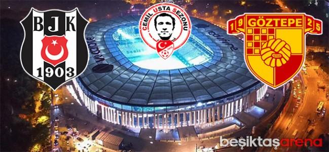 Beşiktaş – Göztepe 23.08.2019 20:30