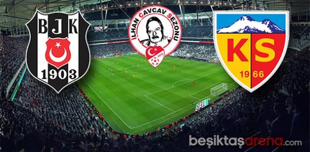 Beşiktaş – Kayserispor 06.05.2018 16:00