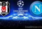 Beşiktaş 0 – Napoli 0 (İlk Yarı Sonucu)