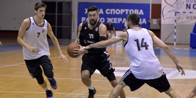 Beşiktaş SJ – Partizan Belgrade