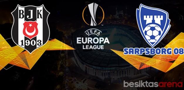 Beşiktaş – Sarpsborg