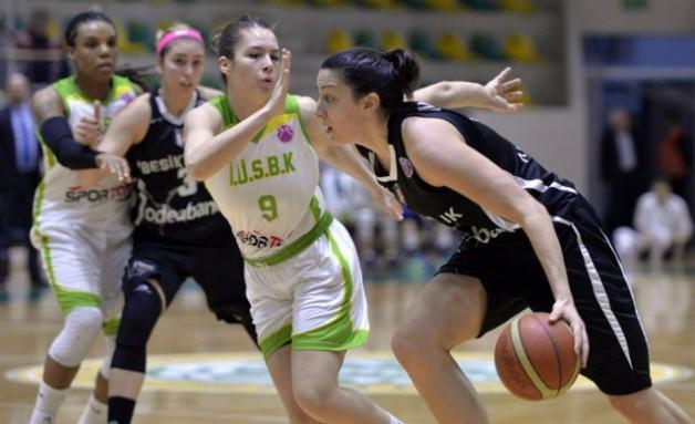 Basketbol Takımımız EuroCup'ta Top 8'de