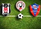 Beşiktaş: 2 – K.Karabükspor: 1 (Maç Sonucu)