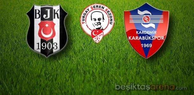 Beşiktaş 3-1 KDÇ Karabükspor