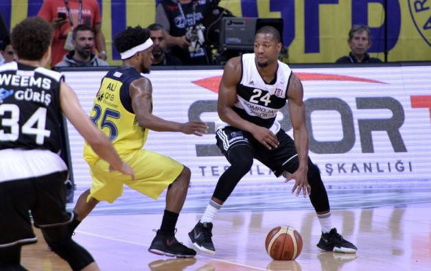 Fenerbahçe 75-69 Beşiktaş SJ