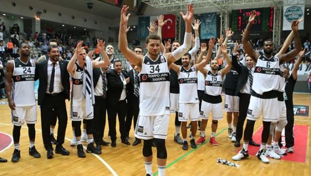 Beşiktaş SJ. – Dinamo Sassari