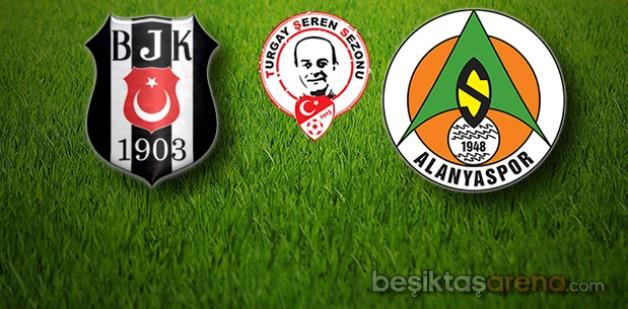 Beşiktaş – Alanyaspor 20.08.2016 21:45