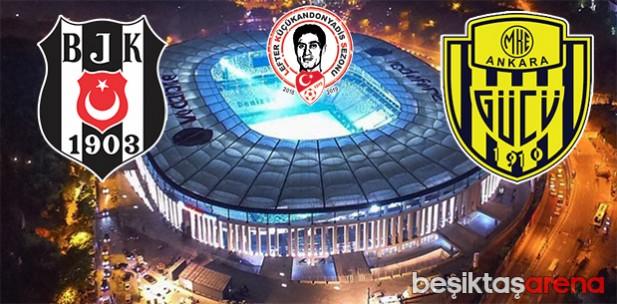 Beşiktaş – Ankaragücü