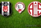 Beşiktaş:1 Antalyaspor:0 (İlk Yarı Sonucu)