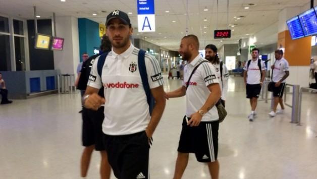 Beşiktaş'ımız, Atina'ya Ulaştı