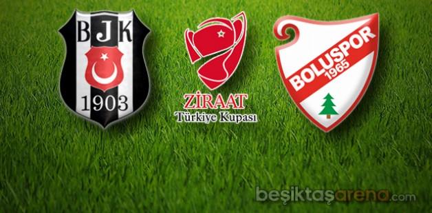 Beşiktaş – Boluspor 27-12-2016 20:30