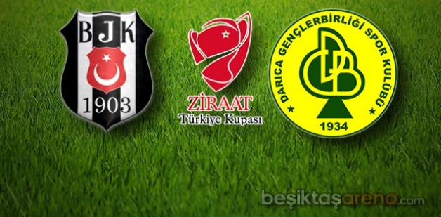 Beşiktaş – Darıca Gençlerbirliği