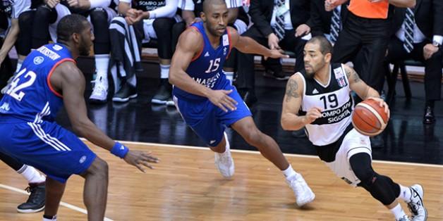 Beşiktaş SJ 83-93 Anadolu Efes