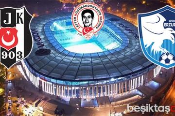 Beşiktaş – Erzurumspor 25.01.2019 20:30