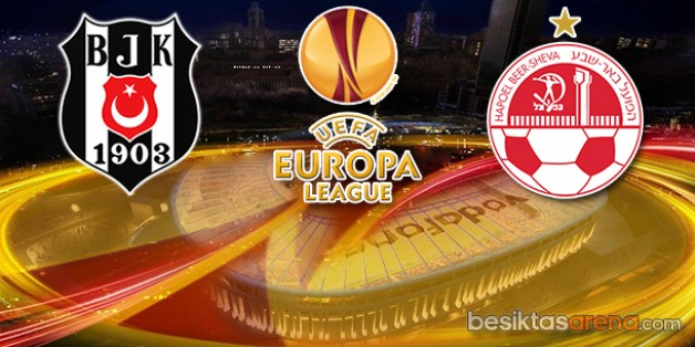 Beşiktaş – Hapoel Beer-Sheva 23-02-2017 21:00