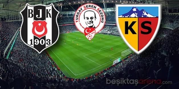 Beşiktaş 2-2 Kayserispor