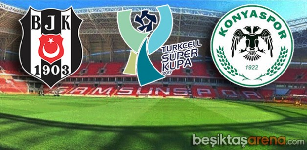 Beşiktaş – Atiker Konyaspor