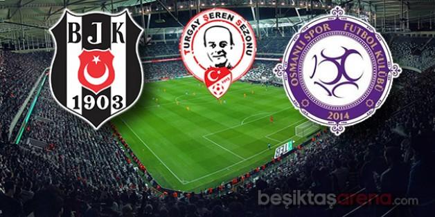 Beşiktaş – Osmanlıspor 03-06-2017 17:00