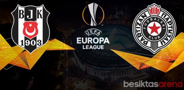 Beşiktaş – Partizan